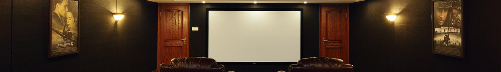 Ev Sinema Salonu Ses Yalıtımı