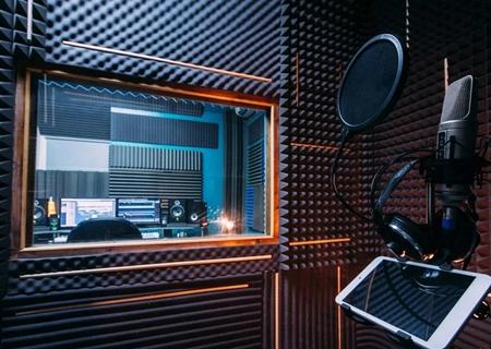 Ses Kayıt Odası Yalıtımı
